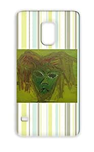 Black DREAD CHEMIST NOCKLIST Painting Drawing Art Design For Sumsang Galaxy S5 Protective Hard Case