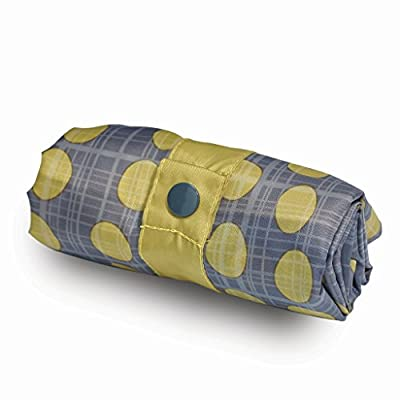 LOQI Elements Earth Reusable Shopping Bag, Multicolor