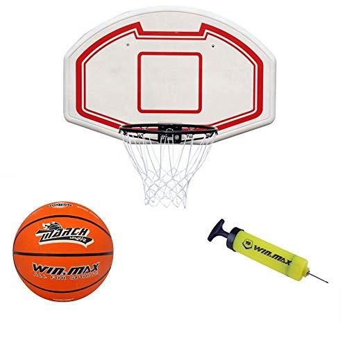 35inch Basketball Hoop Indoors Mini Indoor for Kids Door Wall Portable Office ()