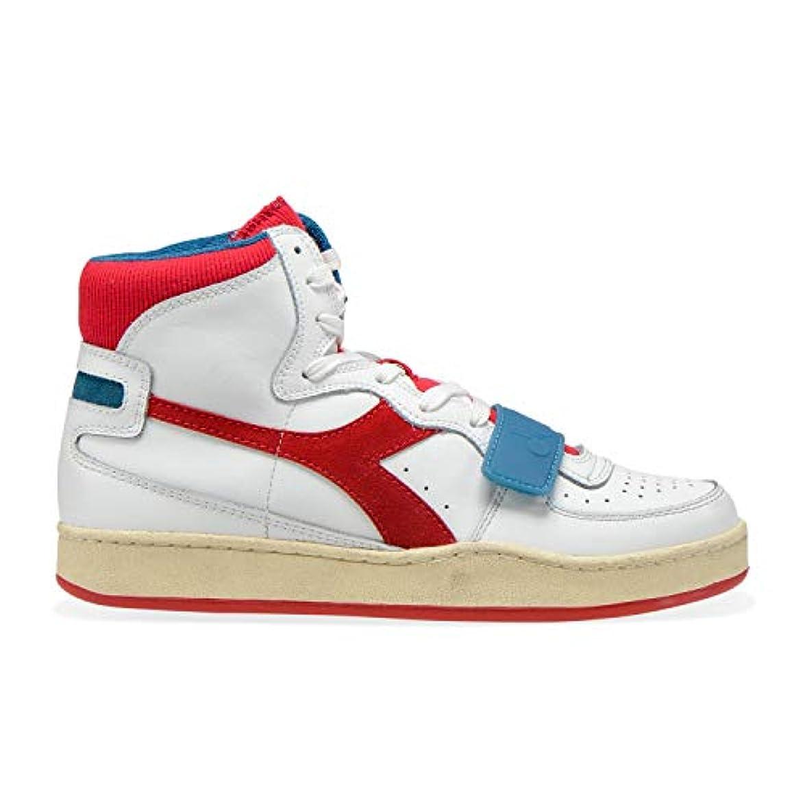 Diadora Sneakers Mi Basket Used Per Uomo E Donna