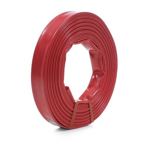 Swimming Pool Heavy Duty Red Backwash Hose 15m Swimmer