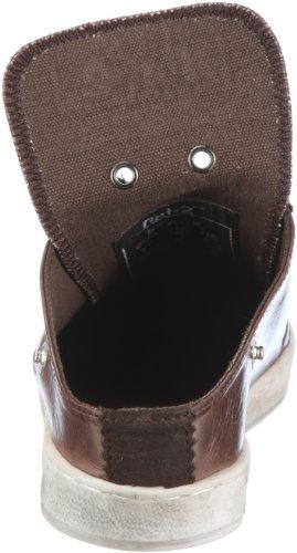 Nat-2 Stack 3 in 1 WS31BRL Damen Sneaker Braun/brown lea