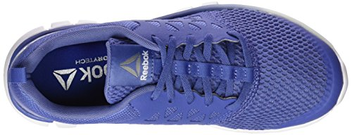 0 Reebok fresh white Xt pewter lilac 2 Viola Blue Running Sublite Mt Cushion Donna Shadow Scarpe I7S67qrw