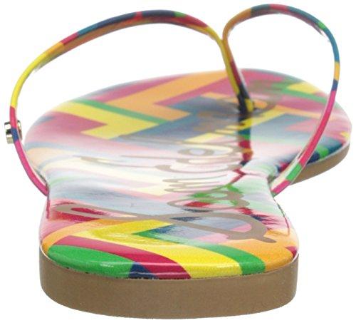 Sam Edelman Oliver - Mules Mujer Rainbow Multi Patent