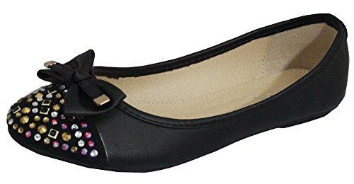 Ballerine Ubershoes donna Black donna donna Ubershoes Ballerine Ballerine Ubershoes Ubershoes Black Black Ballerine d61pqwd