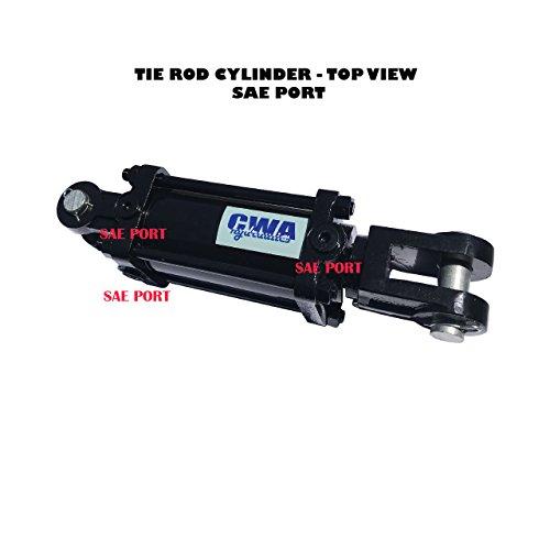 CWA Hydraulics TR Tie Rod Hydraulic Cylinder 2