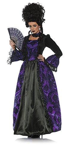 lady antoinette fancy dress - 9