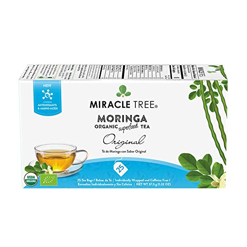 Top 10 Miracle Tree Original Moringa Tea