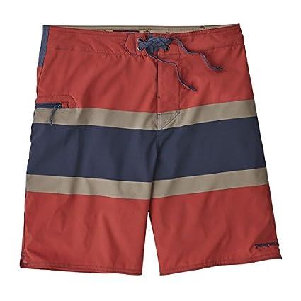 Men Patagonia M S Patch Pocket Wavefarer Boardshorts 20/in Shorts Men 86661
