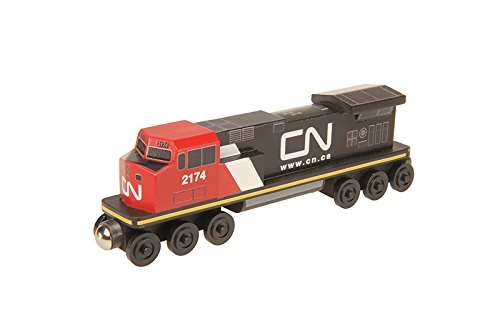 44 Diesel Engine Toy Train by Whittle Shortline Railroad (Canadian Pacific Passenger Trains)