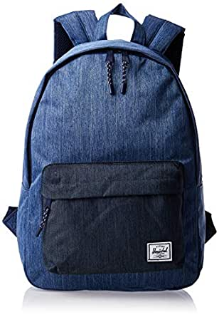 Herschel Unisex-Adult Classic Backpack, Faded Denim - 10500