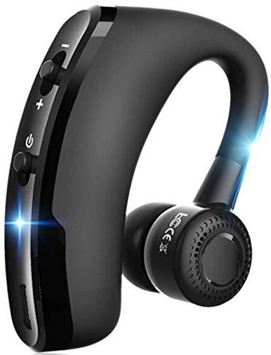QT S Wireless Earbuds: True Mini Bluetooth Best TWS Stereo – Hook Charging Case Mic in Ear Earphones Twins Truly Sport…