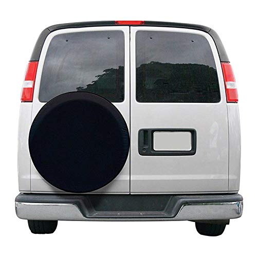LoLa Ling 14-17 Inch Universal Spare Tire Cover PVC Auto Tyre Covers for Car Wheel Accessories DXY88 by LoLa Ling (Image #5)