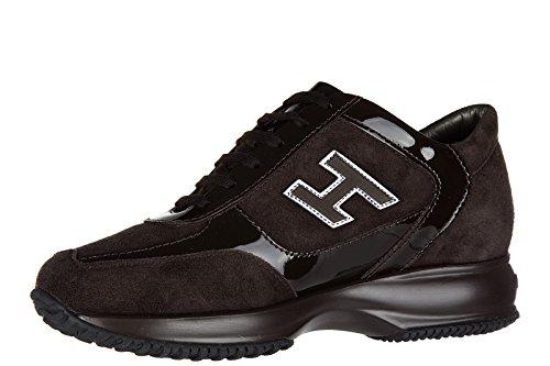 Hogan Shoes Sneakers Women Gamuza New Interactive H Bandada Otherversion Mar