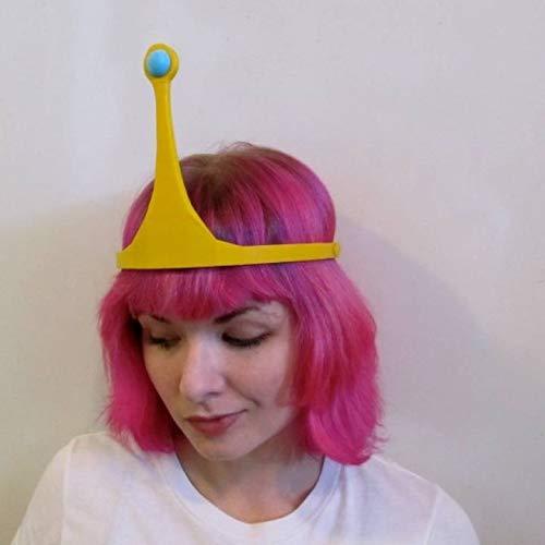 Princess Bubblegum Crown Cosplay Roleplay Adventure Time ()