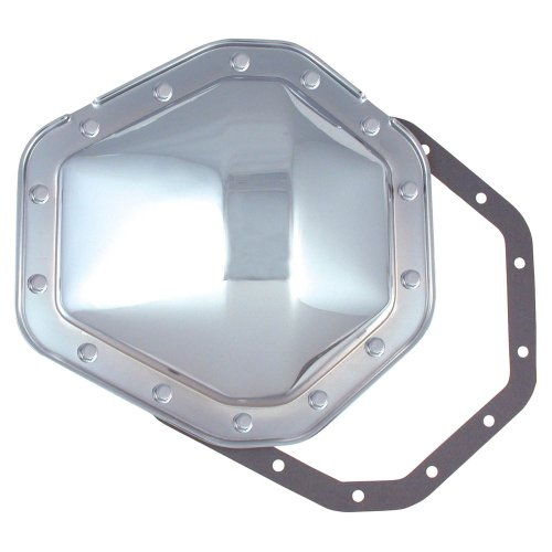 """Spectre Performance 6086 10.5"""" 14-Bolt Differential Cover for GM Truck"""