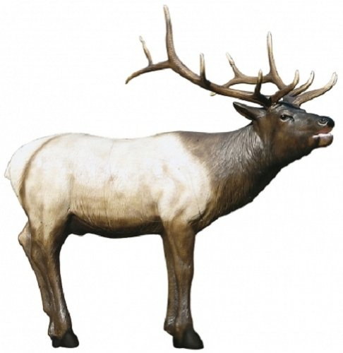 (Delta McKenzie 20540 Pinnacle Elk 3D Hunting Archery Target Decoy)