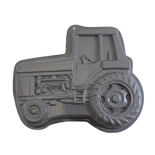 (CK Products Tractor Pantastic Plastic Cake Pan)