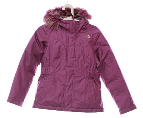 Girl's The North Face Greenland Down Parka 10/12 Violet, Medium by No Warranty The North Face