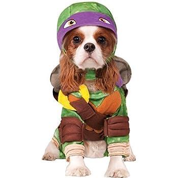 Amazon.com: Disfraz de perro y gato de Donatello con diseño ...