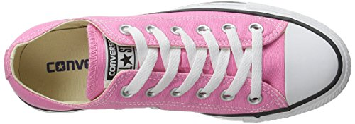 Converse Chuck Taylor All Star Season Ox, Zapatillas Unisex adulto Rosa