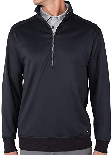 Arnold Palmer Apparel - Turtle Hill Pullover - Black XXL by Arnold Palmer