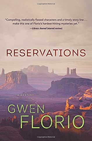 book cover of Reservations