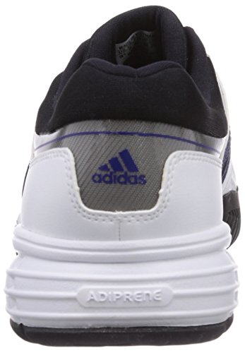 adidas Match Classic - Zapatillas de tenis para hombre Weiß (Ftwr White/Core Black/Amazon Purple F14)
