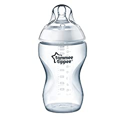 Tommee Tippee Closer to Nature Added Cereal Bottles, 11 Ounce, 3 Count