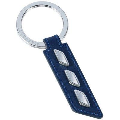 Llavero marca de coche Maserati Azul Caballero KMU4160113 ...