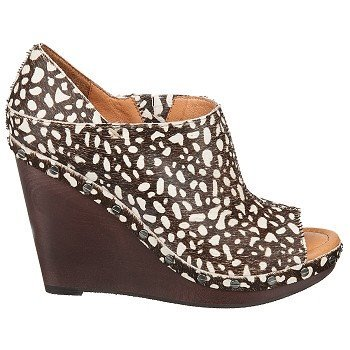 DR. SCHOLL'S ORIG COLLECTION Women's Sofia Wedge (Multi Pony Hair 10.0 M) from Dr. Scholl's