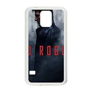 Tom Cruise_002 samsung galaxy s5 Cell Phone Case White Protective Cover