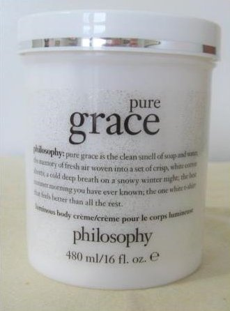 Philosophy Luminous Body Creme Cream 16 oz. (Pure Grace)