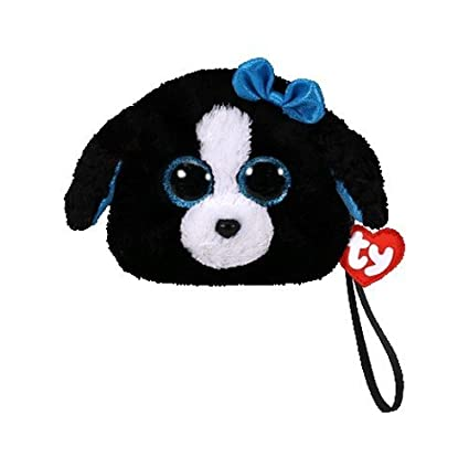 Amazon.com: TY Beanie Babies TY Gear 95202 Tracey el perro ...