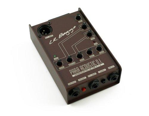 LR BAGGS® EXTERNAL PARAMETRIC 5-BAND EQ/DIRECT BOX