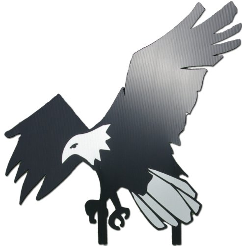 Spinning Animal Silhouette - Eagle - 34