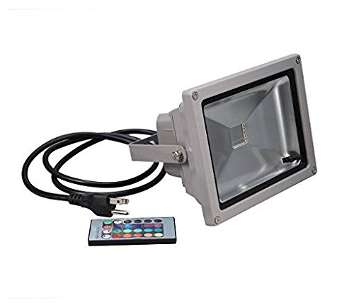 Soled-Waterproof-Remote-Control-10W-RGB-16-Color-Changing-LED-Flood-Light-900LM