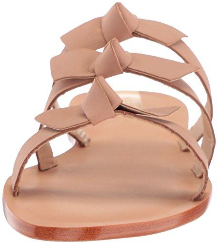 Kaanas Kvinna Recife Rosett Mode Slide Sandal Naken