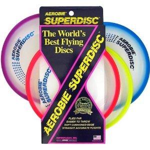 Aerobie Superdisc - Blue
