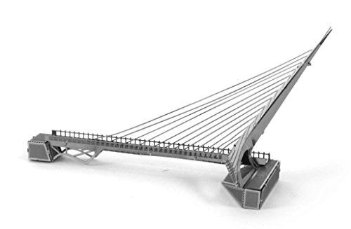 Fascinations Metal Earth Sundial Bridge 3D Metal Model Kit