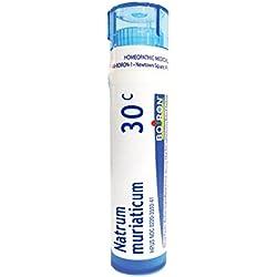 Boiron Natrum Muriaticum 30C, Homeopathic Medicine for Runny Nose