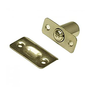 Merveilleux Better Home Products Ball Catch Door Hardware Satin Nickel