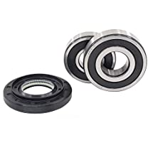 LG & Kenmore 4036ER2004A Kit, Rotating quiet, High speed and Long life. Washer Tub Bearings and Seal Kit. (4280FR4048E + 4280FR4048L + 4036ER2004A). by XiKe