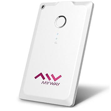 My Way MWWFD009 - Disco Duro USB para iOS y Android (WiFi, 64 GB): Amazon.es: Electrónica