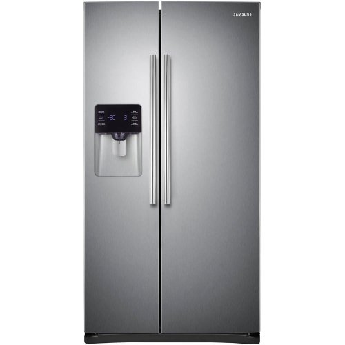 Samsung RS25H5121SRAA Dispense Refrigerator Stainless product image