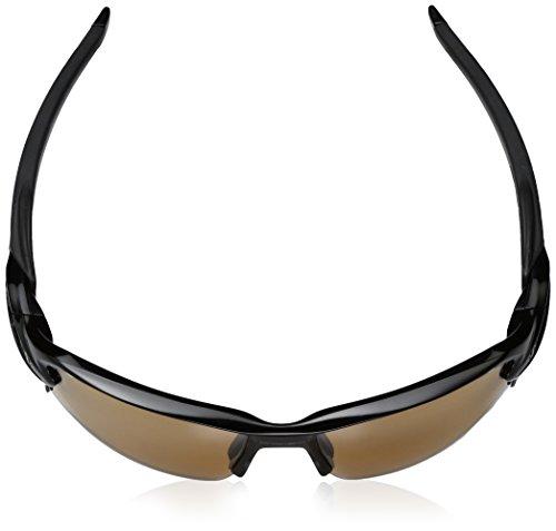 Polished 2 Hombre 59 para Flak Sol Gafas Black Oakley de C065nw