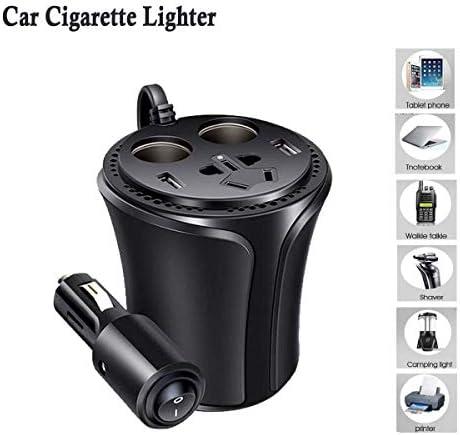車のインバーター新しい車の充電器シガーライターインバーターパワー急速充電