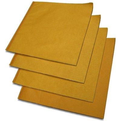Imitation Silver Leaf (4 Booklets (100 sheets) of Transfer Leaf)