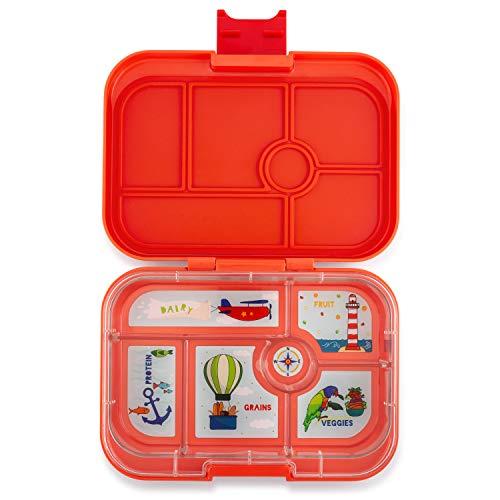 Yumbox Original Leakproof Bento Box for Kids (Saffron Orange)