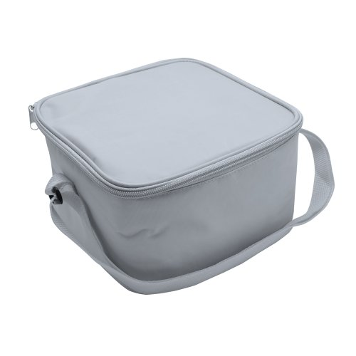 Bentgo Bag - Insulated Lunch Box Bag Keeps Food Cold On The Go - Grey